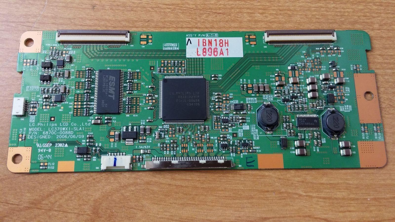 Phillips 6871L-0896A (6870C-0088D) T-Con Board - $34.65
