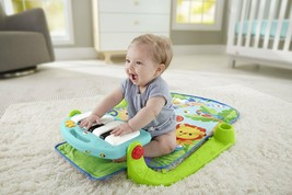 Gym Activity Baby Fisher-Price With Piano Portable Music New - $237.76