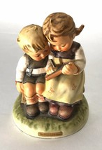 Goebel Hummel Figurine, The Smart Little Sister, TMK4 (1964-72), #346 - $91.97