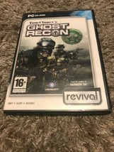 Tom Clancy's GHOST RECON - PC CD-ROM Game - $7.81