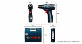 BOSCH GSR120-Li 10mm Electric Hand Drill Screwdriver Tool - $148.50