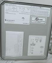 SJE Rhombus Type 312 Three Phase Simplex Control Panel image 5