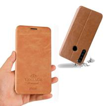 For Xiaomi Redmi Note 8 Case MOFI Luxury Shockproof Flip with Stand Card Slot Fu - $21.99