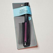 Conair Roll & Smooth Roller in Comb Detangles & Evenly Distributes Hair ... - $10.77