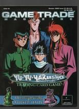 Game Trade Magazine #44 - October 2003 - Yu-Yu-Hakusho, Dragonball Z, Gr... - $1.08