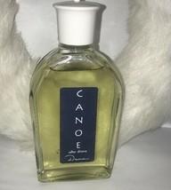 CANOE by Dana for Men After Shave Splash 4oz Glass Bottle Vintage & NEW - $24.47