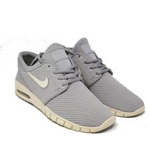 Nike Sb Stefan Janoski Air Max Atmos Gris Crème Blanc 631303-031 Sz 10 S... - $131.05