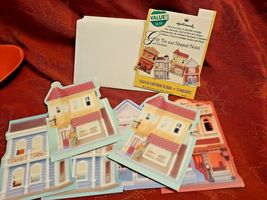 Hallmark Nostalgic Houses Hall Bro's Cards and Gifts Tin shop cards collection  image 6