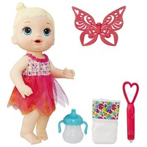 Baby Alive Face Paint Fairy Blonde Doll NEW - $16.99