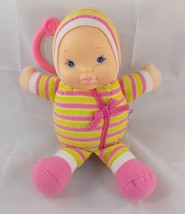 """Goldberger Plumpee Baby's First Doll 9"""" Clip On Stuffed - $8.24"""