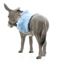 Hagen-Renaker Specialties Ceramic Nativity Figurine Donkey with Blanket image 5