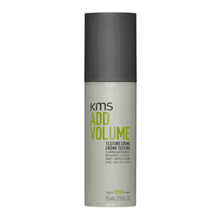 KMS ADDVOLUME Texture Creme, 2.5oz