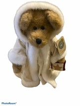 "Boyds Bears 16"" Anya Frostfire, 20th Anniversary 1999 Limited Edition #9... - $27.72"