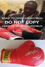 Sugar Ray Leonard, Champion Boxer, Signed, Autographed, Everlast Boxing Glove, A - $169.99