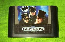 Batman Returns Sega Genesis Cartridge - $7.99