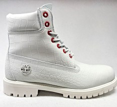 Timberland White Serpent Mens Size 9.5 Boots Waterproof 6-inch Limited R... - $3.830,46 MXN