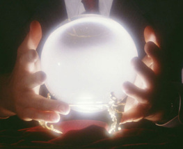 Ask Albina To Gaze Into Her Crystal Ball & Answer Your Question!! Cassia4 Magick - $24.00