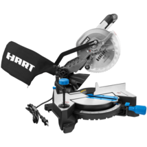 HART 7-1/4-Inch 9-Amp Compound Miter Saw, HTMS01 - $211.86