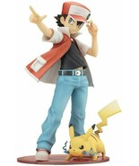 ARTFX J [Pok?mon] Series Red with Pikachu 1/8 Figure - $308.37