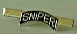 US Army Military & Law Inforcement Sniper Tie clip - $14.84