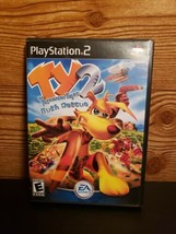 Ty the Tasmanian Tiger 2: Bush Rescue Game Sony Ps2 Playstation 2 Case Manual - $13.81