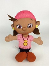 "Jake and the Neverland Pirates Izzy 11"" Plush Stuffed Toy 2011 Fisher Price - $9.85"