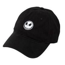 Nightmare Before Christmas Snapback Hat Black - $24.98