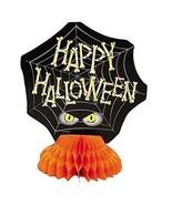Halloween Bones 4 ct Honeycomb Centerpiece Decorations - $6.03 CAD