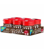 M&M's Milk Chocolate Candy To-Go Bottles 3.5-Ounce Bottle (Pack of 6) - $23.90
