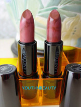 2 x Lancome Color Design Lipstick in ~MOSAIQUE ORCHID~ - $26.72