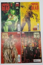 Empire of the Dead 1 2 3 4 Act Two November 2014 Marvel Comics George A.... - $10.04