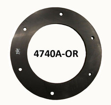 SENDING UNIT LOCK RING GASKET 4740A-OR FOR FORD PLASTIC FUEL TANK 4740A image 2