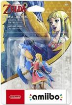 Nintendo amiibo Zelda & Loft Bird Skyward Sword The Legend of Zelda - $56.79