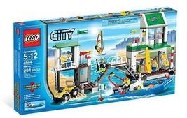 LEGO City Harbour Marina 4644 - retired - $132.06