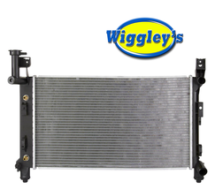 RADIATOR CH3010171 FOR 93 94 95 DODGE GRAND CARAVAN PLYMOUTH VOYAGER V6 3.0L image 1