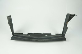 04-2008 chrysler crossfire radiator guide air duct baffle support center plastic - $125.75