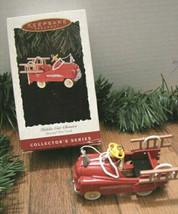 MURRAY FIRE TRUCK Kiddie Car Classics 1995 #2 Metal Hallmark Keepsake Or... - $12.55