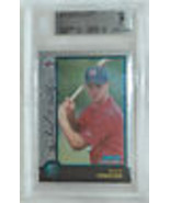 1998 Bowman Chrome #148 Mike Cuddyer Twins Rc Recluta Marchio Cartoline ... - $10.74