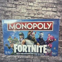Monopoly Fortnite Edition Board Game  Newest Edition  27 New Characters - $23.37