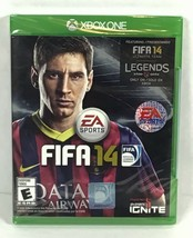 XBOX ONE FIFA 14 ⚽️  Foootball Video Game Complete New EA Sports Athletic A23-21 - $12.64