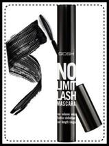 No Limit Mascara Long lashes & Open Eye Effect 10ml Volume & Length Gosh - $12.64