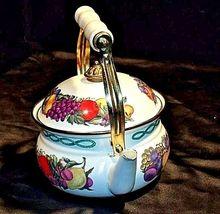 TeaPot AA18-1246 VintageCornuCopia image 3