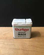Vintage Durkee's Spice Tins Packaging image 13