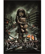 Escape The Fate Poster Flag Nightmare Tapestry - $12.99