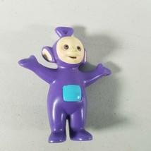 "Teletubbies Action Figure Tinky Winky 3"" Purple Ragdoll Hasbro 1998 VTG - $13.99"
