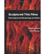 Sculptured Thin Films: Nanoengineered Morphology and Optics (SPIE Press ... - $146.52