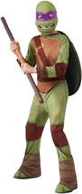 Childrens Tmnt Donatello Teenage Mutant Ninja Turtles Halloween Costume ... - £16.54 GBP