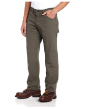 NEW NWT Dickies Men's Relaxed Fit Duck Jean, Moss 40W x 30L Durable 100% COTTON - $22.73