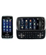 Samsung U820 REALITY Black(Verizon)or Prepaid(Page Plus)Slider QWERTY Ce... - $42.97