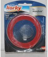 210/211 Korky Valve Seal (Fits Mansfield) 427BP - $3.65